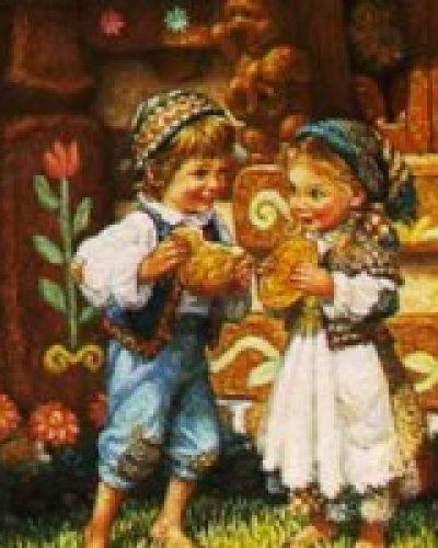 Hansel ve Gretel Masalı Anlatımı
