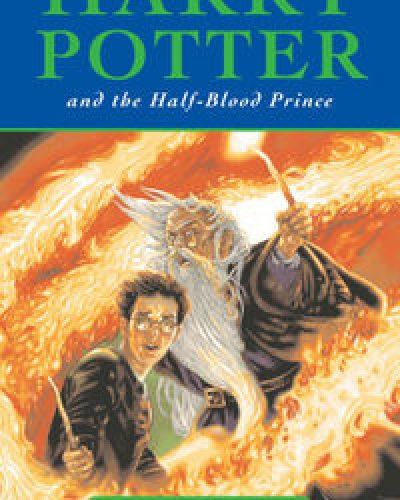 Harry Potter ve Melez Prens İngilizce Kitap Özeti