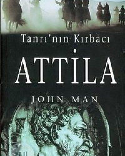 Tanrının Kırbacı Attila kitap özeti – Thomas Mielke