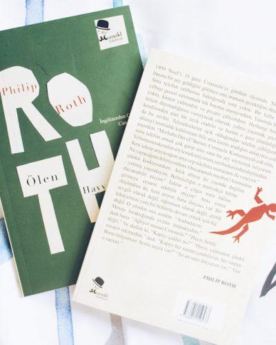 Ölen Hayvan – Philip Roth