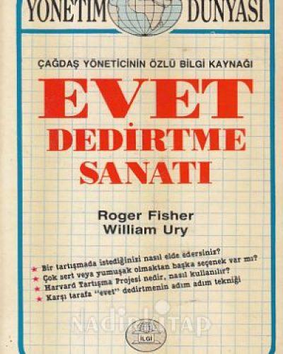 Evet Dedirtme Sanatı ROGER FiSHER